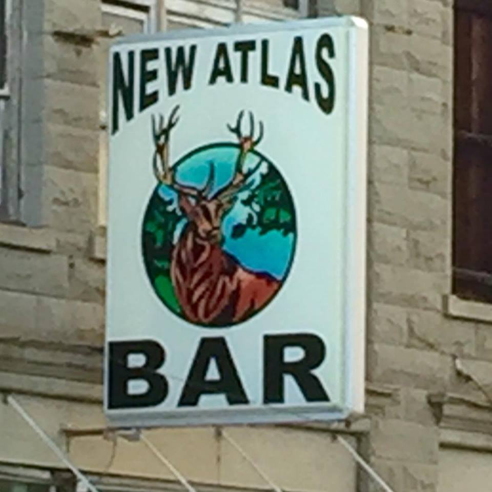 New Atlas Bar located in Columbus, Montana