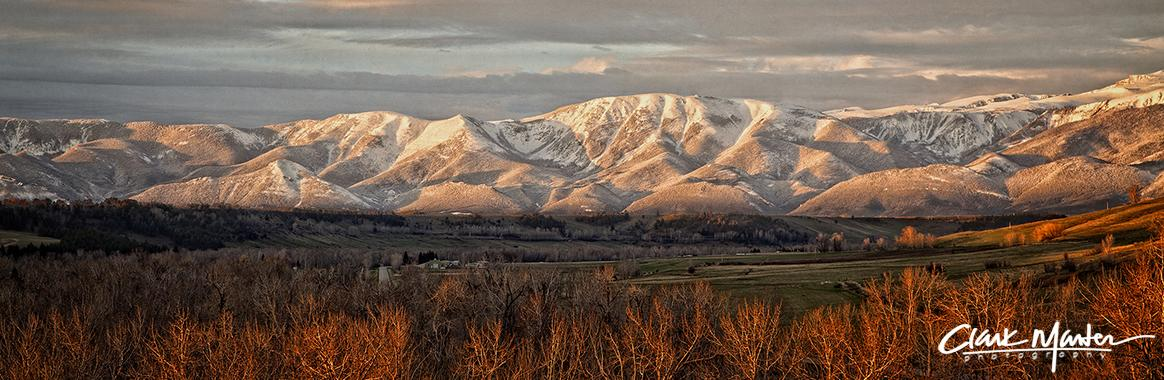 North of Roscoe, MT - Photo by Clark Marten