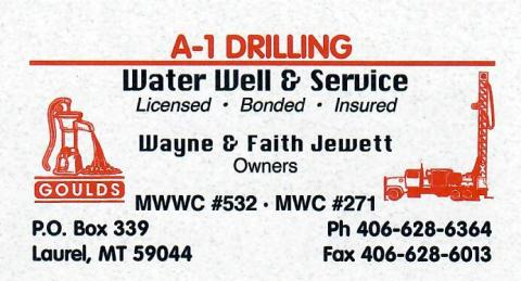 A-1 Drilling