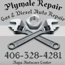 Plymale Repair located in Absarokee, Montana