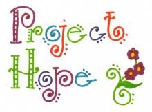 Project Hope and Laughing Ladies located in Columbus, Montana